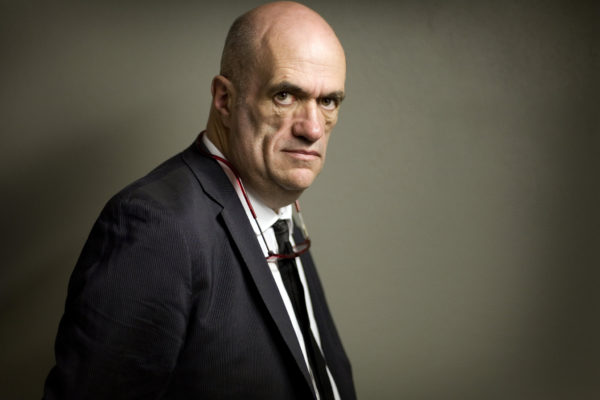 Mandatory Credit: Photo by David White/NZ Listener/REX (1794740r)  Colm Toibin in Auckland, New Zealand  Various